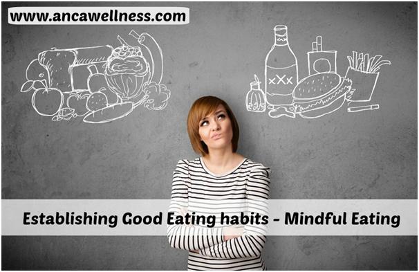 establishing good eating habits